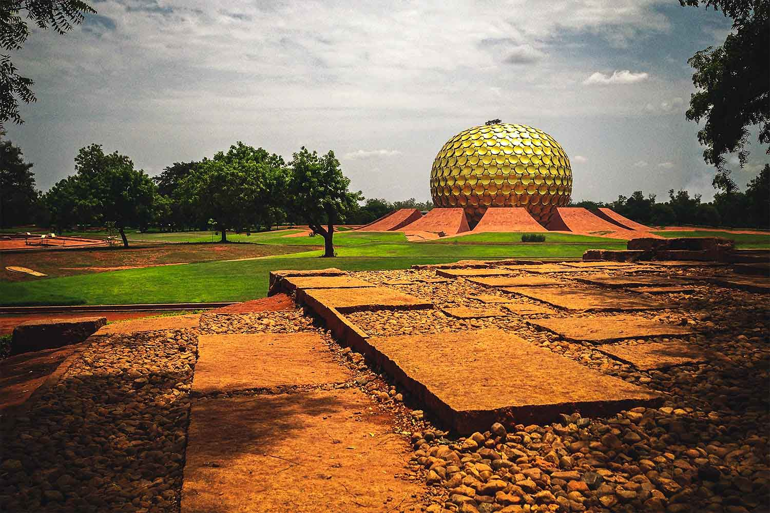 A Short Trip to Auroville, and the Aurobindo Ashram