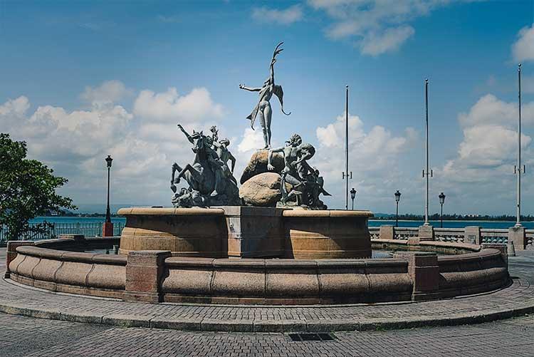 Old San Juan, Sep 2011