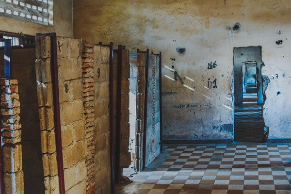 Tuol Sleng, Duch, and Hell on Earth