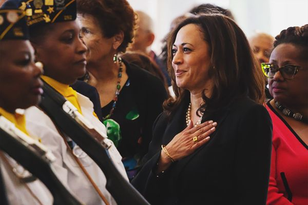 A Temple for Kamala Harris?